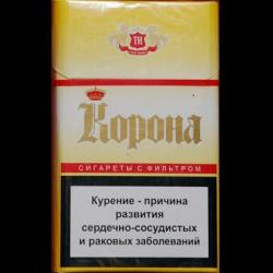 Сигареты Корона
