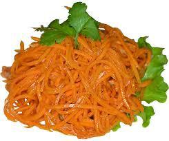 Морковь по-корейски 500 гр. (кроме СИЗО-1, ЛИУ-19, ИК-4)
